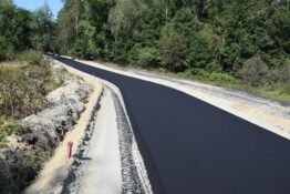 Droga w Nowej Wsi