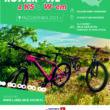 Plakat rajdu rowerowego